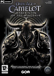 Labyrinth of the Minotaur European Box !