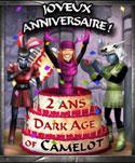 Dark Age of Camelot : 2 ans déjà !!