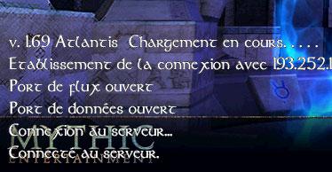 Le serveur Orcanie en 1.69